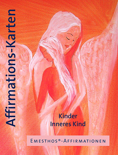 Affirmations-Karten-Set Kinder, inneres Kind