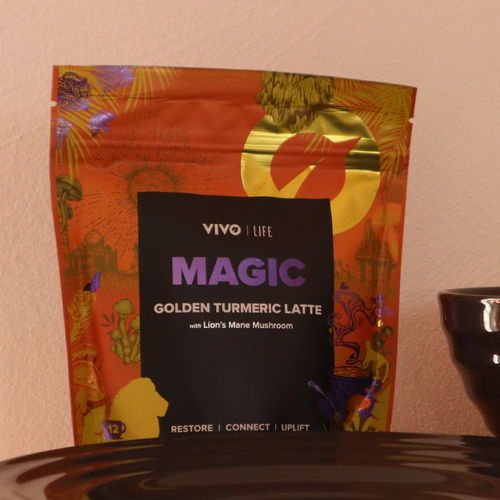 Magic - Goldene Kurkuma Latte 120 gr