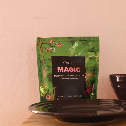 Magic - Matcha Kokosnuss Latte 120 gr