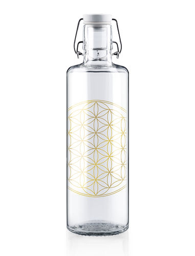 "Soulbottle ""Flower of life "" 1,0l"